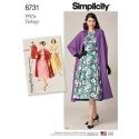 Wykrój Simplicity 8731