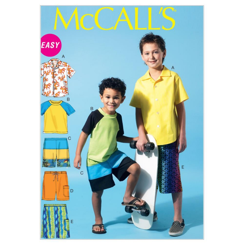 Wykrój McCall's M6548