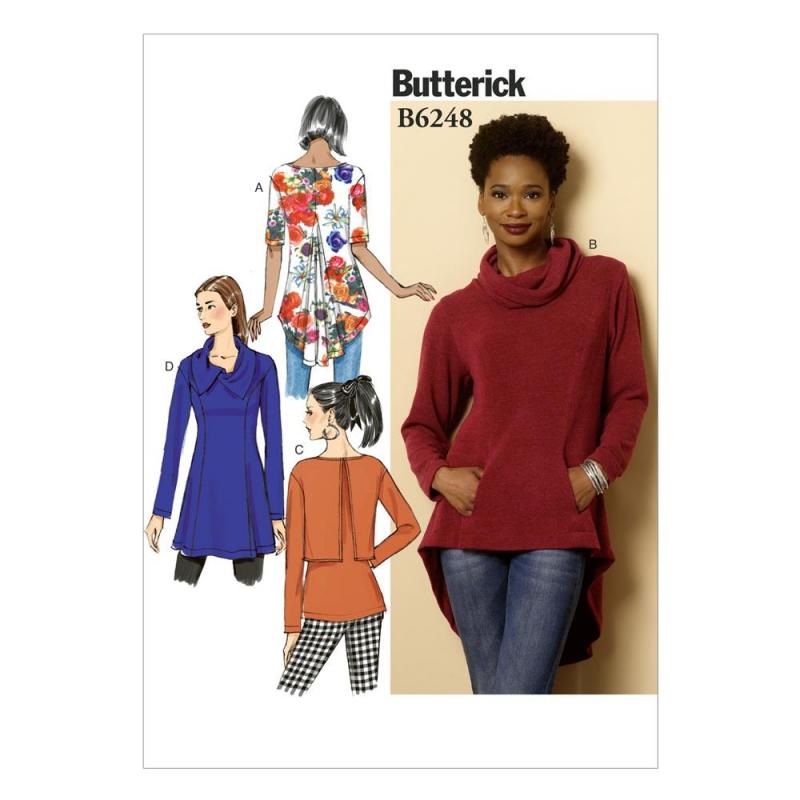 Wykrój Butterick B6055