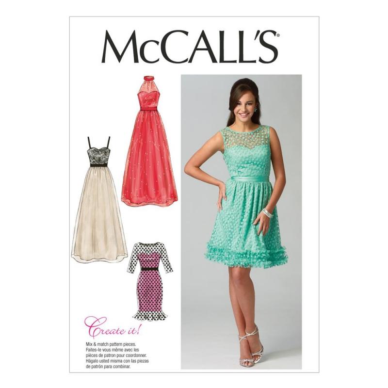 Wykrój McCall's M6893