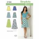 Wykrój Simplicity 2184
