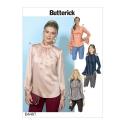 Wykrój Butterick B6318