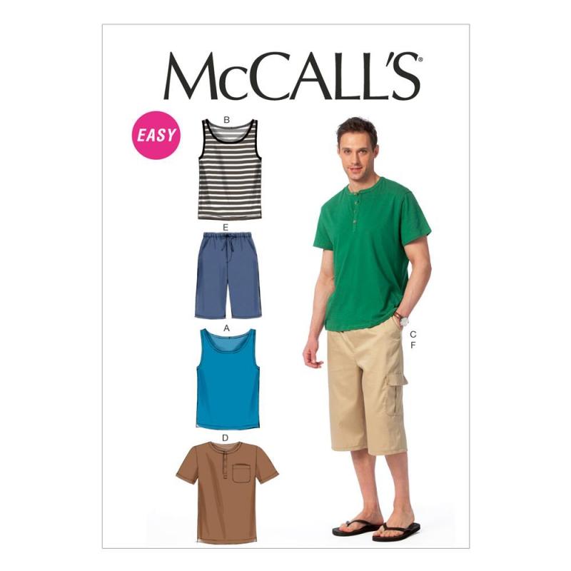 Wykrój McCall's M6973