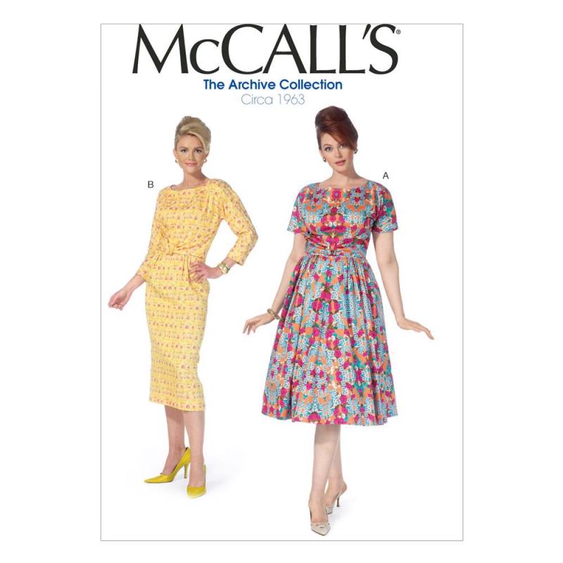Wykrój McCall's M7086