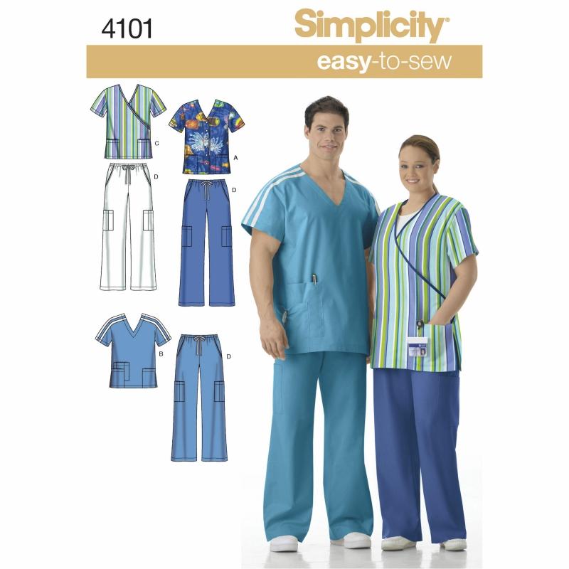 Wykrój Simplicity 4101