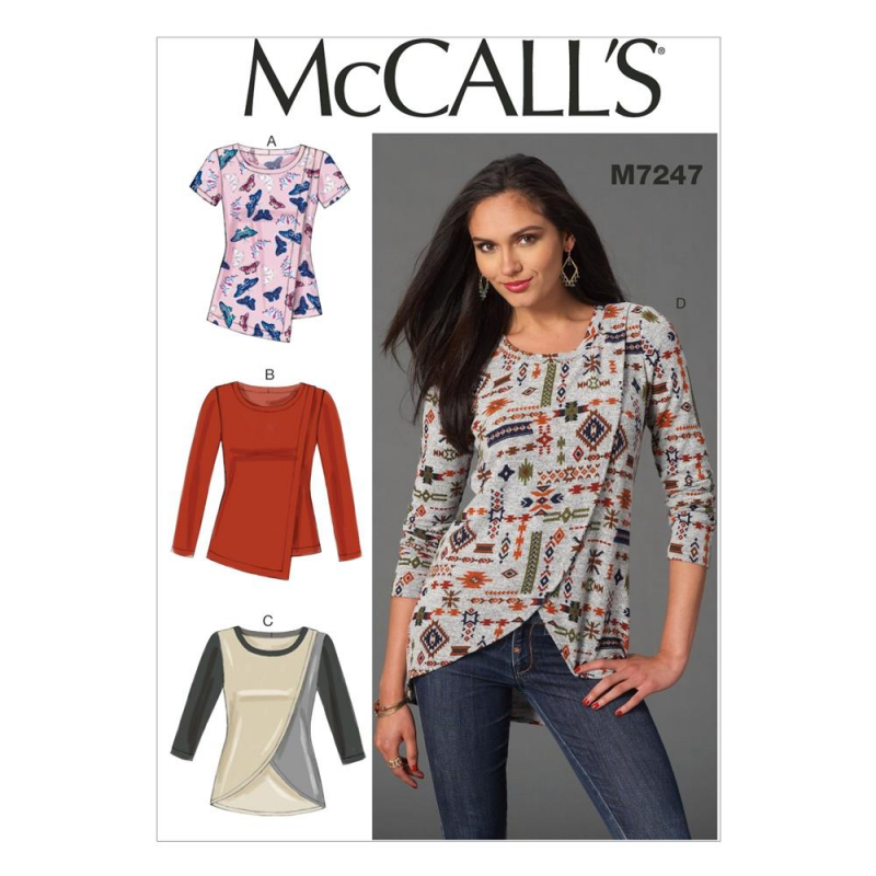 Wykrój McCall's M7247