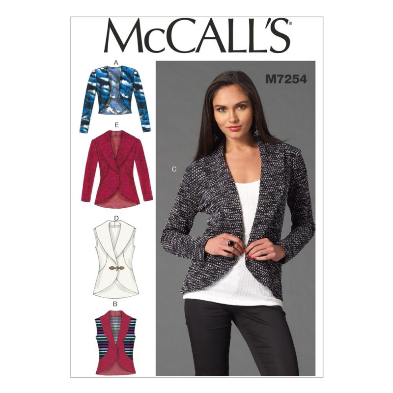 Wykrój McCall's M7254