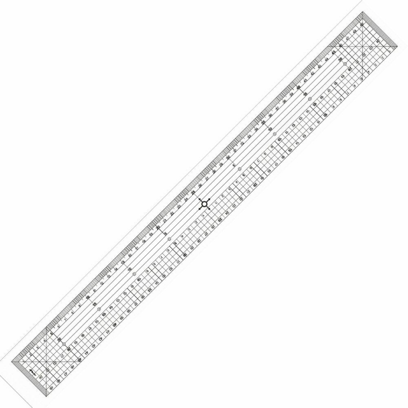 Linijka elastyczna 50 cm
