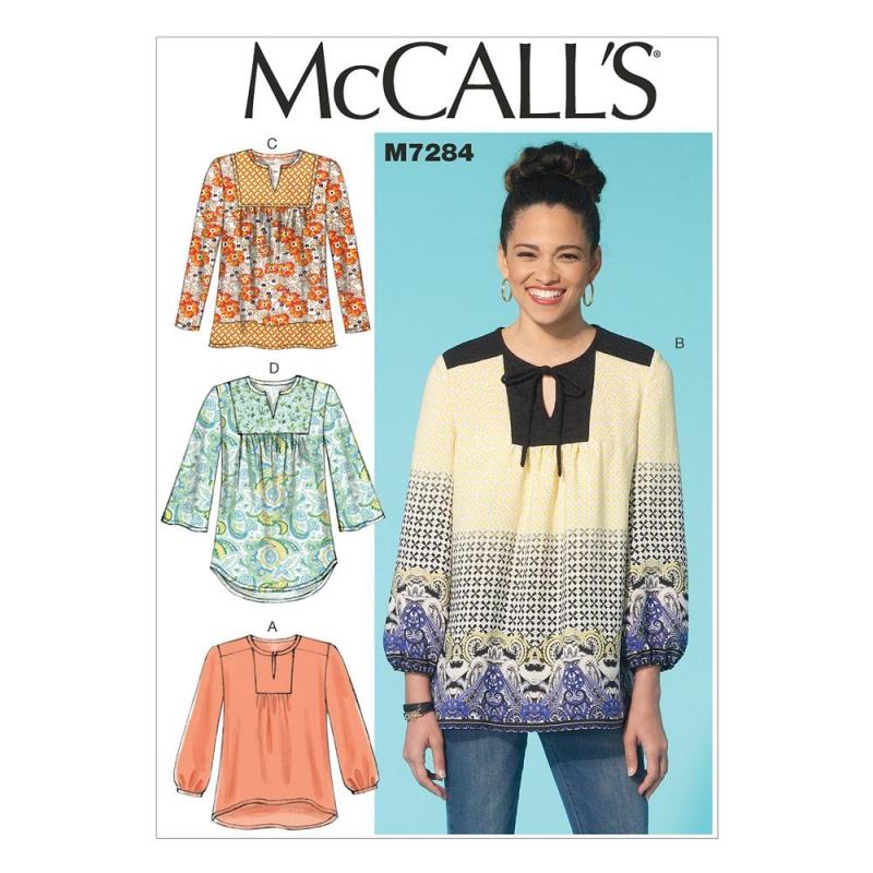 Wykrój McCall's M7284