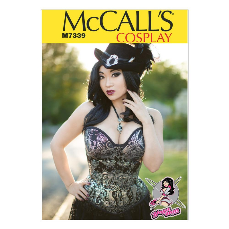 Wykrój McCall's M7339