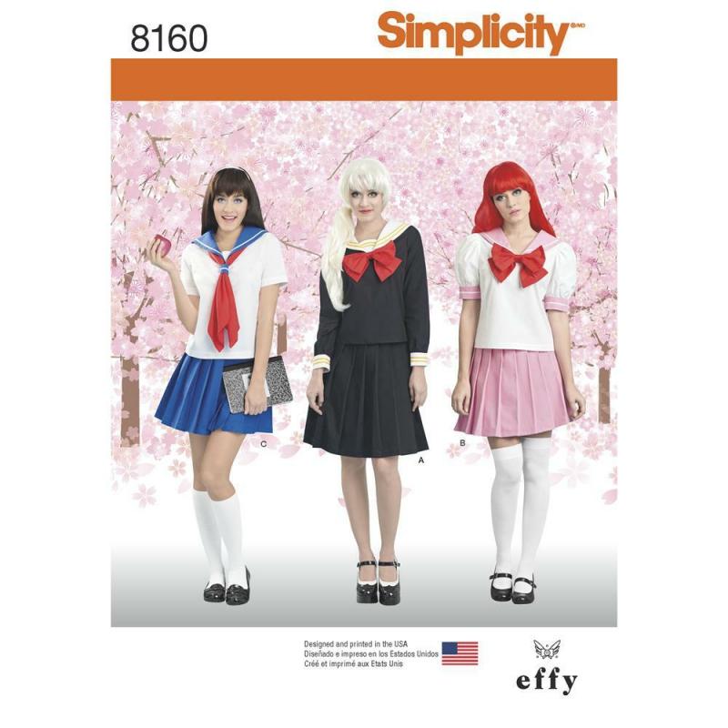 Wykrój Simplicity 8160