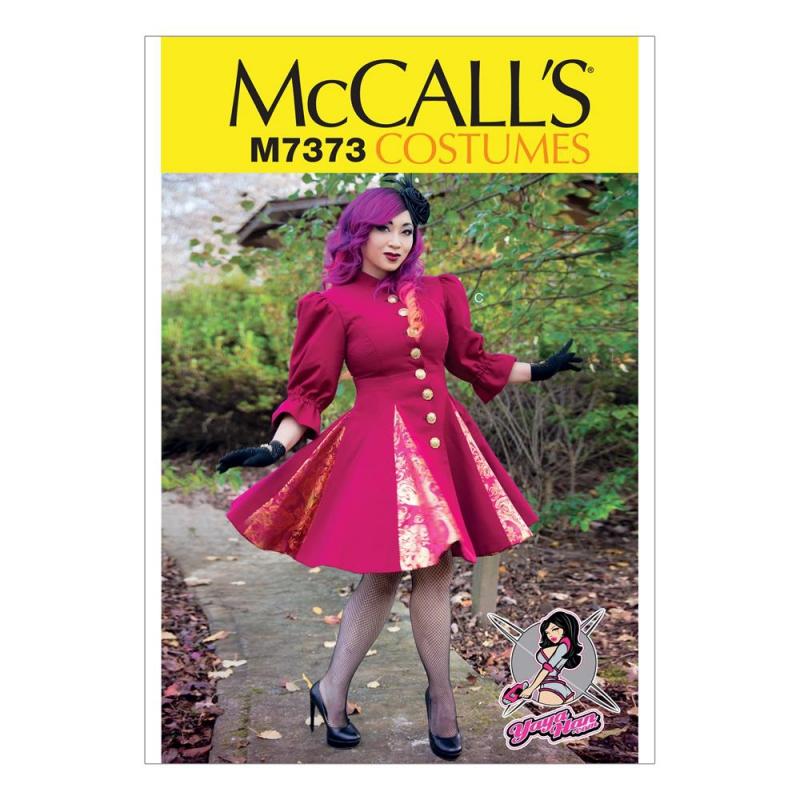 Wykrój McCall's M7373