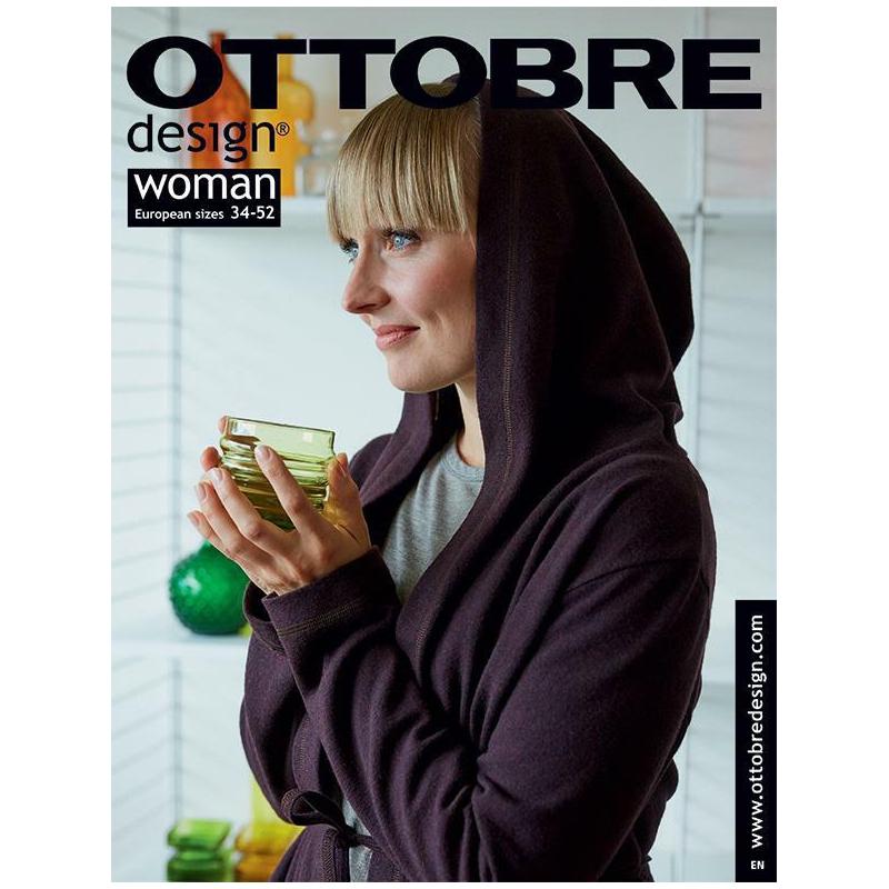 Wykroje Ottobre Woman 5/2018