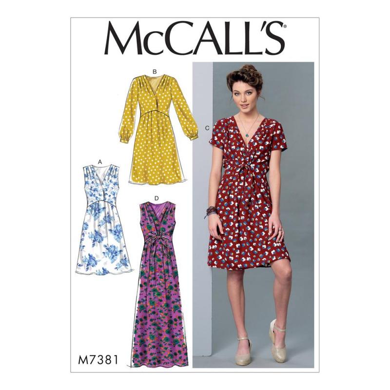 Wykrój McCall's M7381