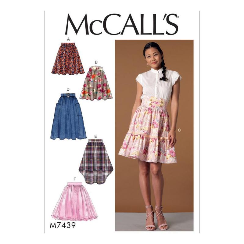 Wykrój McCall's M7439