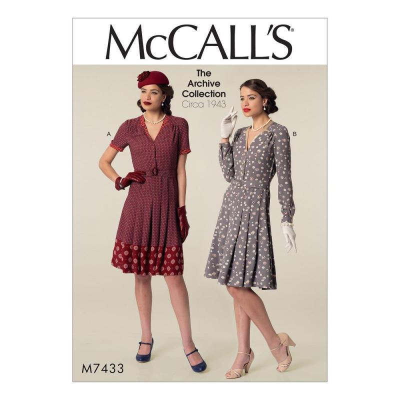 Wykrój McCall's M7433