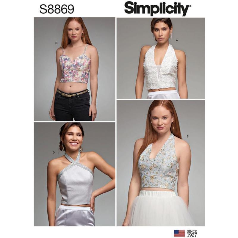 Wykrój Simplicity 8869