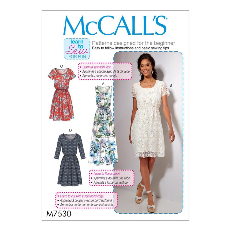 Wykrój McCall's M7530