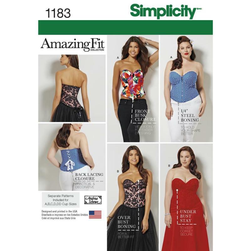 Wykrój Simplicity 1183