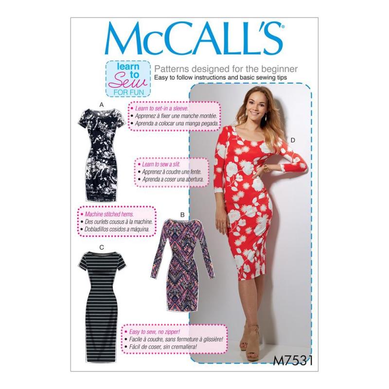 Wykrój McCall's M7531