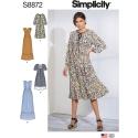 Wykrój Simplicity 8872