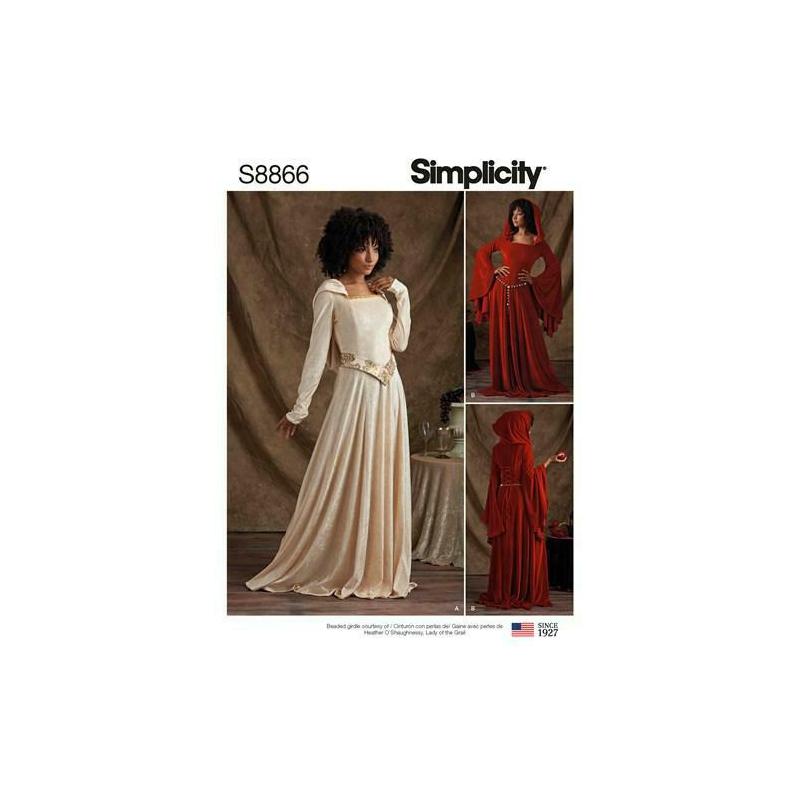 Wykrój Simplicity 8866