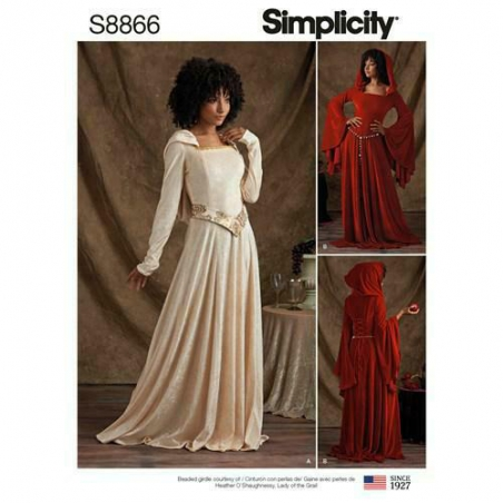 simplicity 1 s8866
