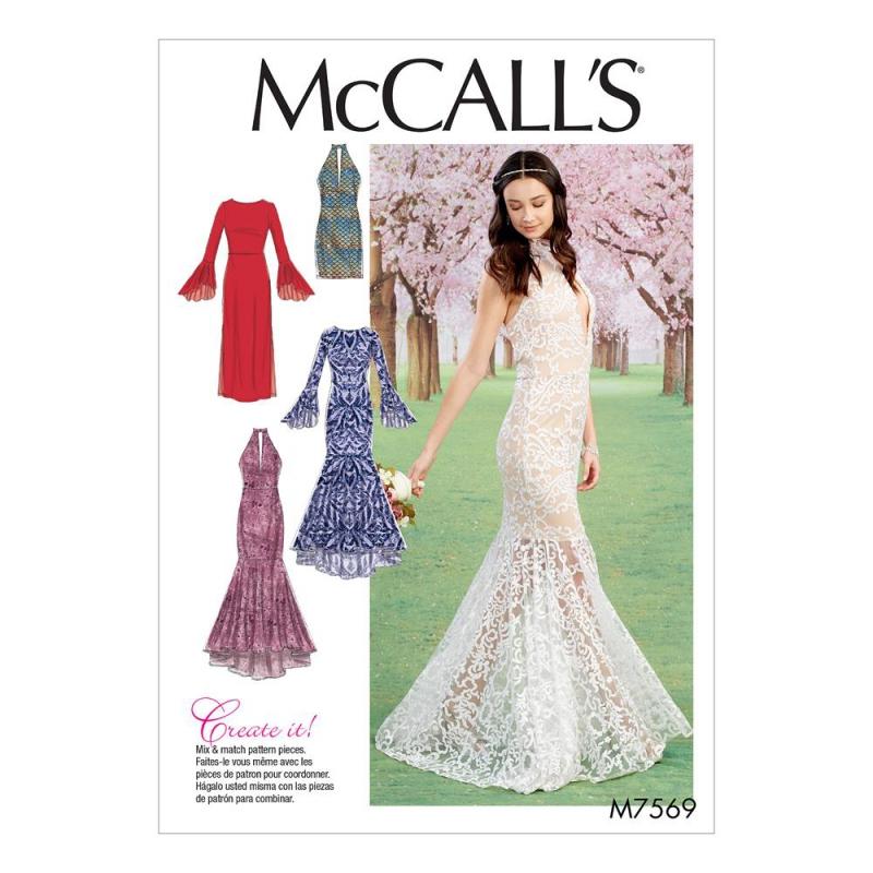 Wykrój McCall's M7569