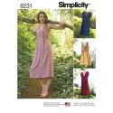 Wykrój Simplicity 8231