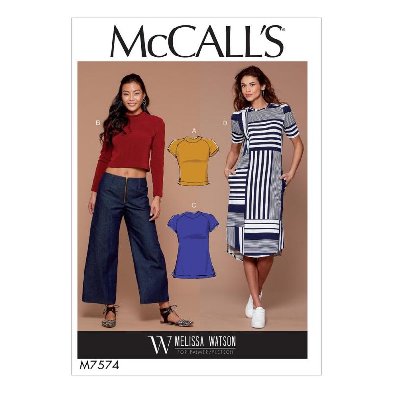 Wykrój McCall's M7574