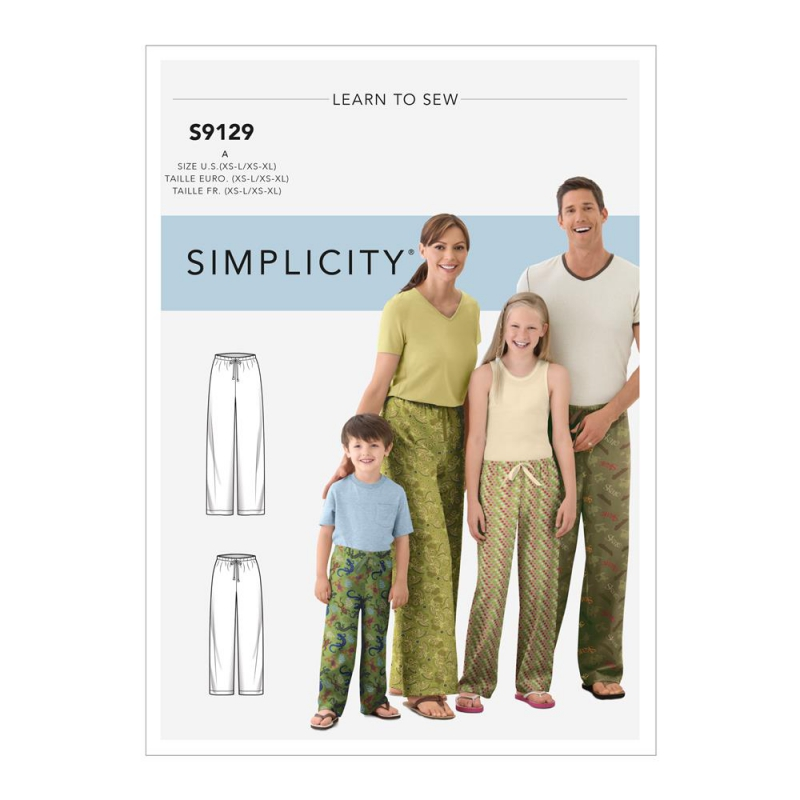 Wykrój Simplicity S9129