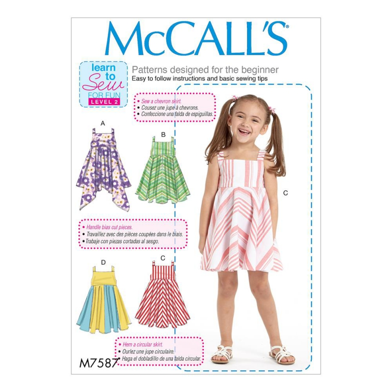 Wykrój McCall's M7587