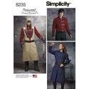 Wykrój Simplicity 8235