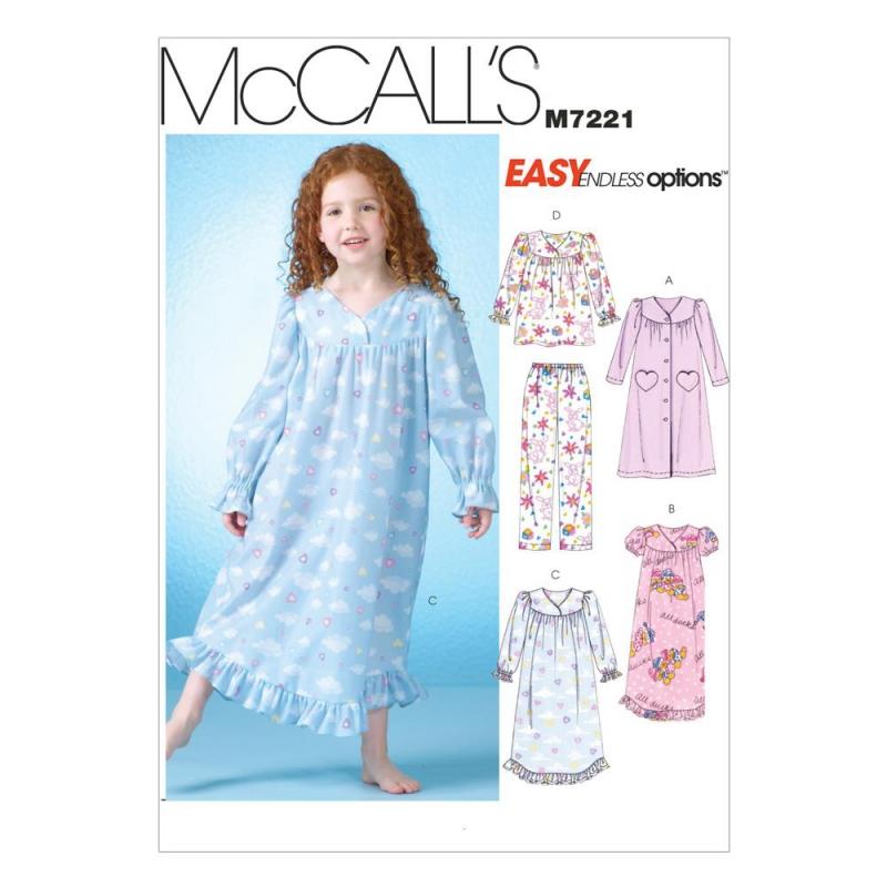 Wykrój McCall's M7221