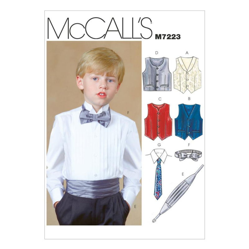 Wykrój McCall's M7223