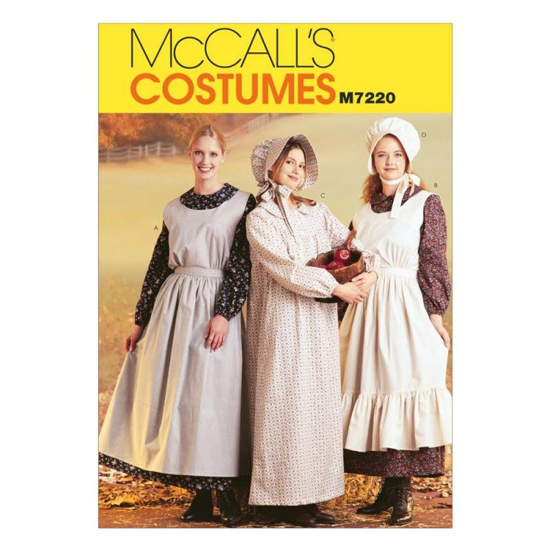Wykrój McCall's M7220