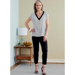 1609 simplicity dresses pattern 1609 AV2