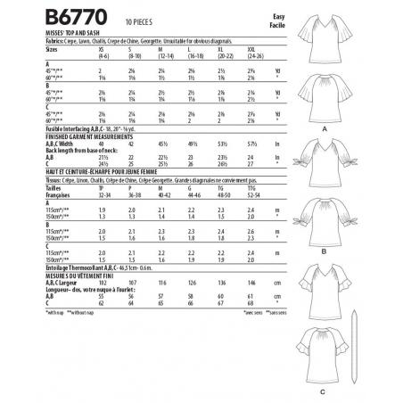 1609 simplicity dresses pattern 1609 envelope fron