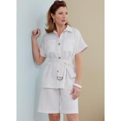 6 simplicity unisex flight suit pattern 8722 a