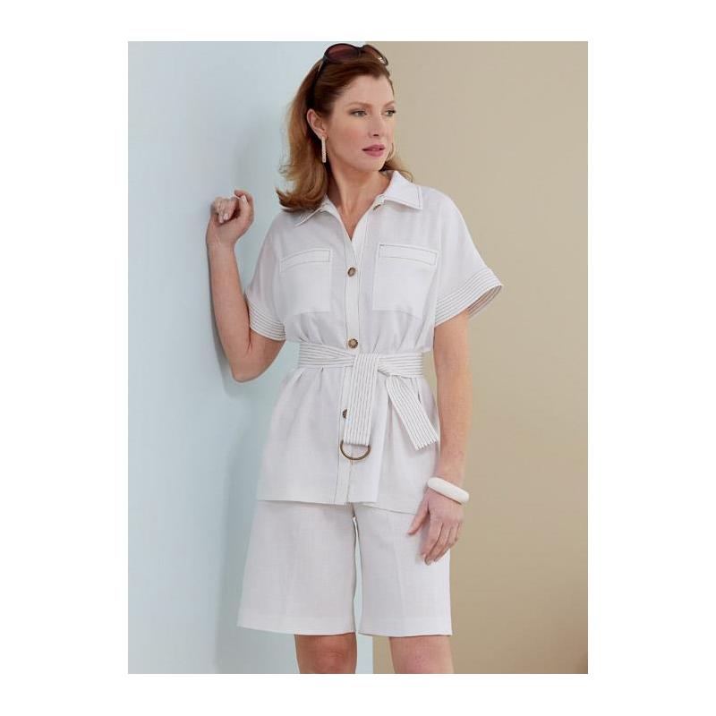 4 simplicity unisex flight suit pattern 8722 a