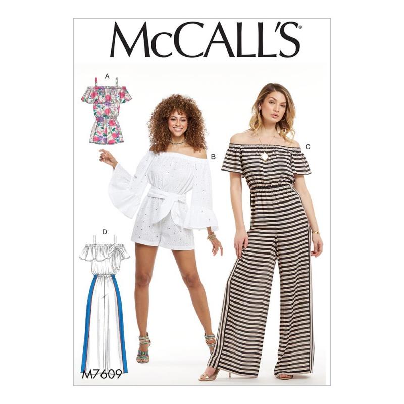Wykrój McCall's M7609