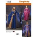 Wykrój Simplicity 1009