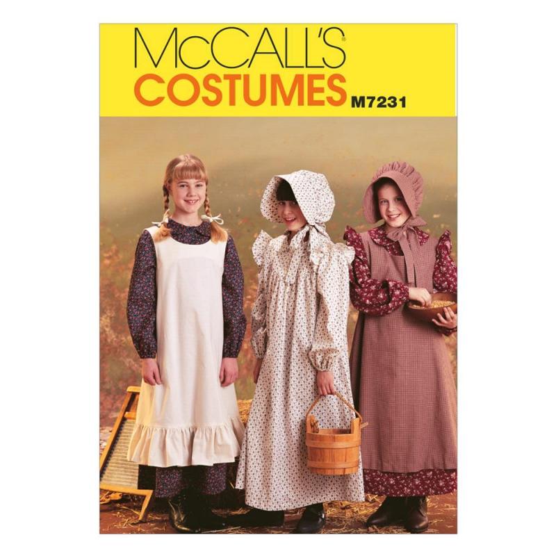 Wykrój McCall's M7231