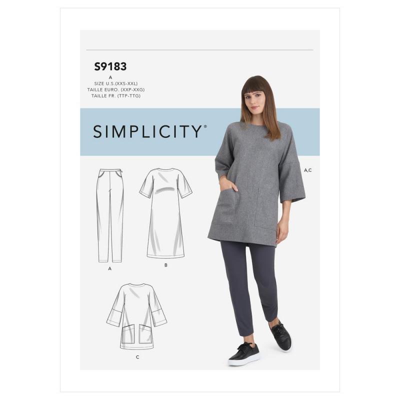 Wykrój Simplicity 5582