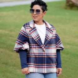 8543 simplicity amazingfit dress pattern 8543 AV1