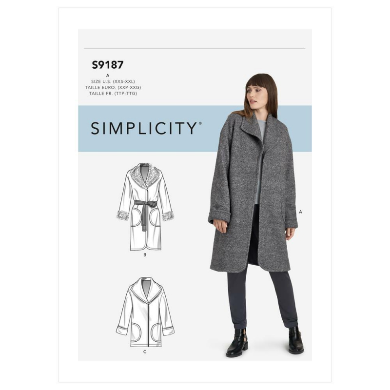 8546 simplicity shirt dress pattern 8546 envelope