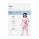 Wykrój Simplicity 8545