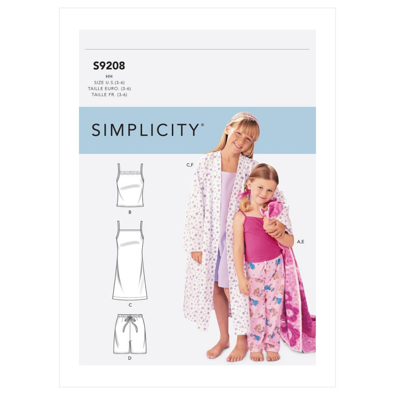 Wykrój Simplicity 8546