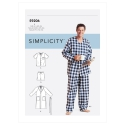 8550 simplicity offshoulder shirt pattern 8550 fro