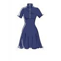 8550 simplicity offshoulder shirt pattern 8550 AV3